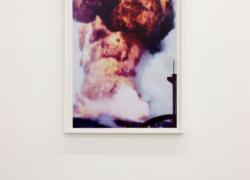 Explosion I, 2012, photography