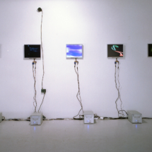 Nothing Remains the Same 2004, installation view